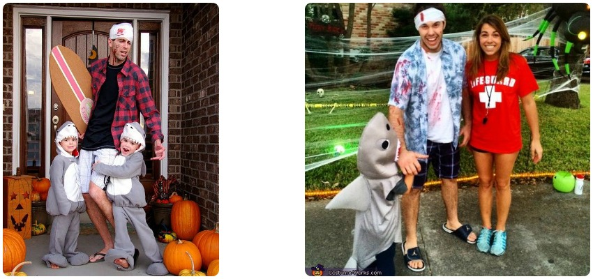 familia-disfraz-coordinados-tiburón-ataque tiburón-niños.jpg
